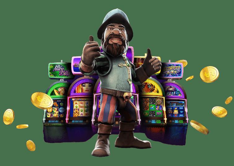 Casino Game Gonzo Person
